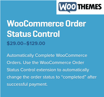 woocommerce how to change order status